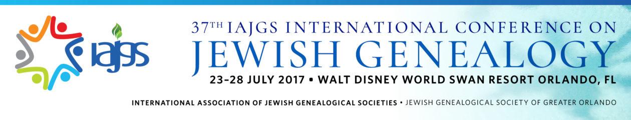 IAJGS 2017